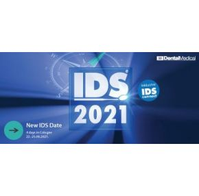 IDS 2021: VDDI and Koelnmesse postpone the International Dental Show from March to autumn 2021