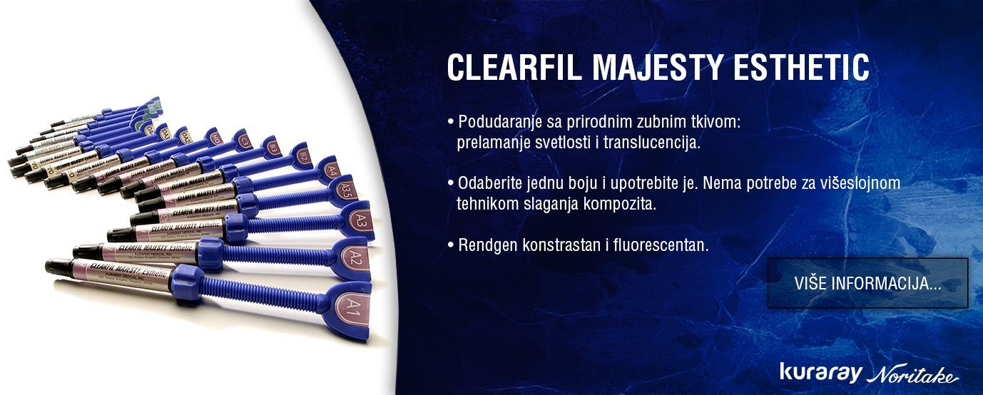 Clearfil Majesty Esthetic