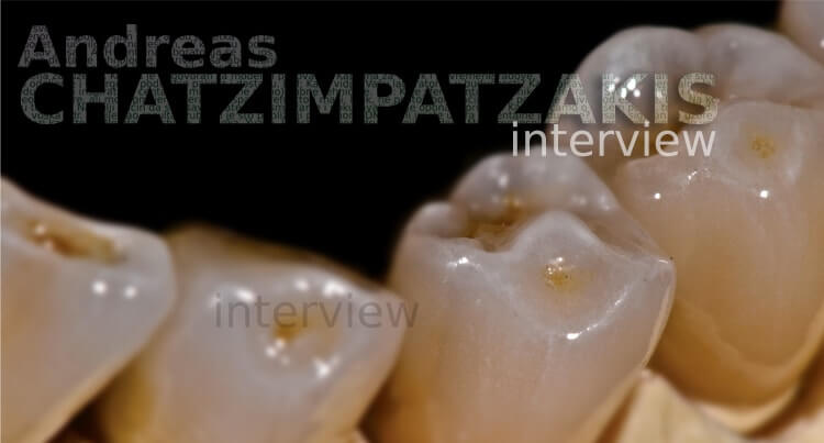 Andreas Chatzimpatzakis – zubni tehničar