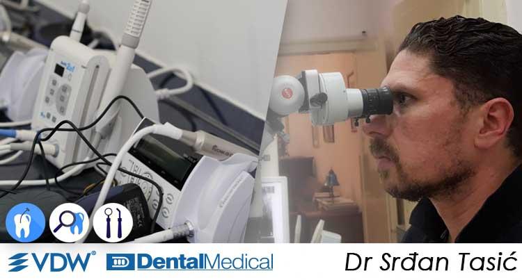 """Kurs """"Savremena Endodontska terapija"""" – Srđan Tasić"""