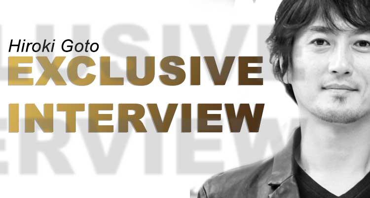 Ekskluzivan intervju sa HIROKI GOTOM!