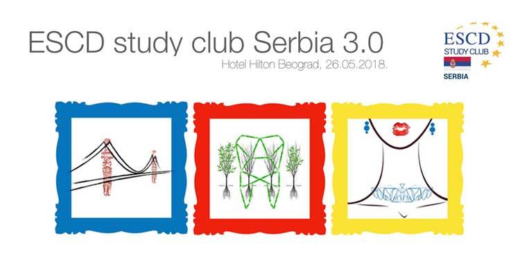 3. sastanak ESCD study club Serbia
