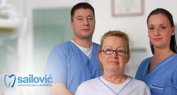 """Predstavljamo: stomatološka ordinacija """"Sailović"""""""