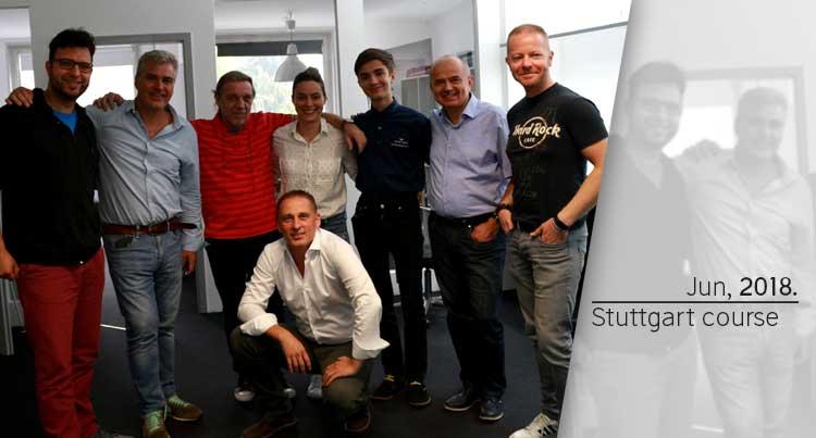 ANAXDENT - obuka u Stuttgartu sa Carlosom Baurier Salvansoma