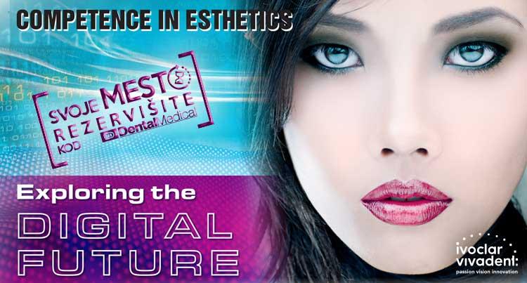Competence in Esthetics 2018 - Exploring the digital future