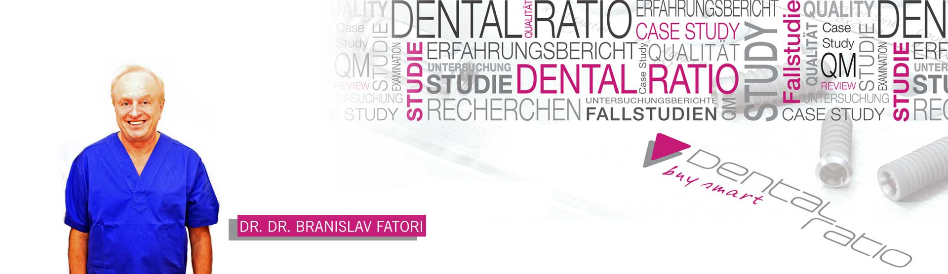 Protetska rehabilitacija kod teških pušača sa implantima DENTAL RATIO®
