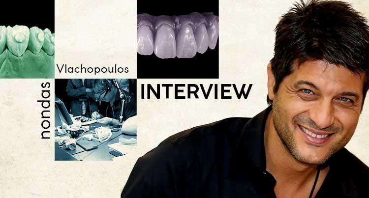 Intervju sa vrhunskim tehničarem i predavačem: NONDAS VLACHOPOULOS