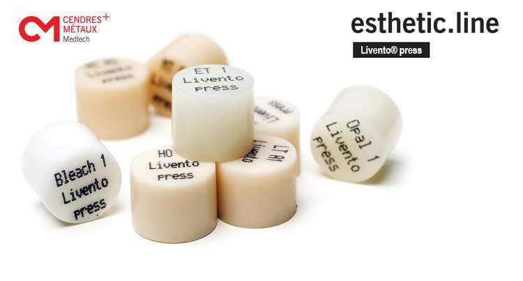 Livento press® - poslednja generacija materijala za press