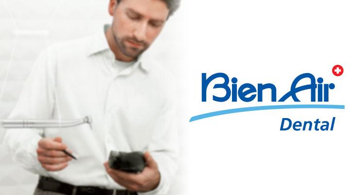 Otkrijte Bien-Air Dental koji uvek postavlja standard za skalu više