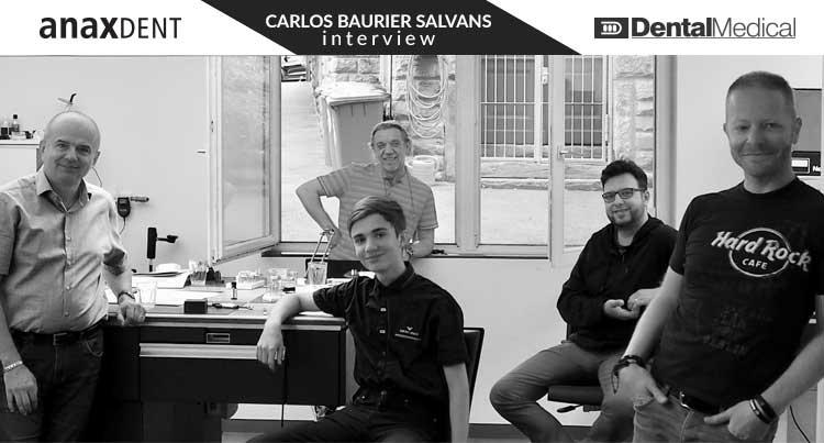Upoznajte Anaxdent: Q&A sa predavačem Carlos Baurier Salvansa