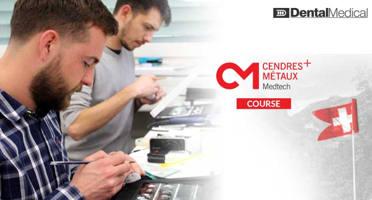 Cendres+ Métaux kurs 1. i 2. marta u Švajcarskoj