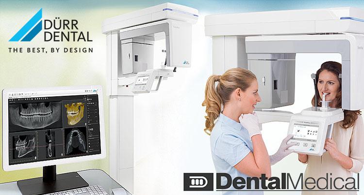 Nudimo vam celovito rešenje najvišeg kvaliteta – Durr Dental