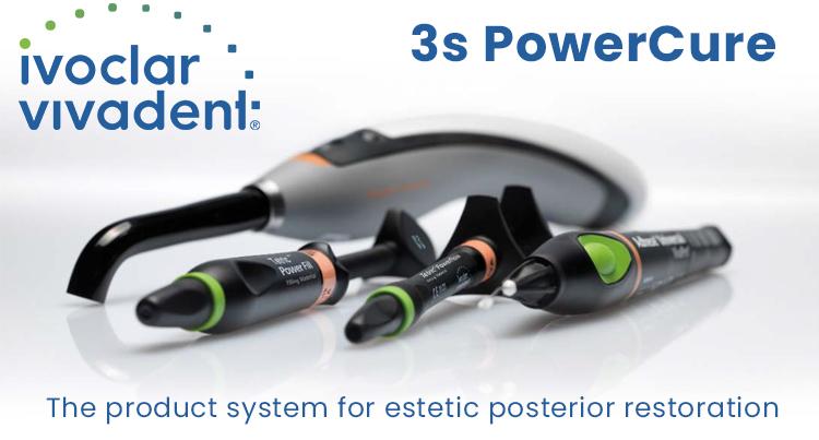 3s PowerCure: Umetnost efikasnosti sa posteriornim restauracijama